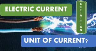 positive current