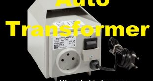 autotransformer application