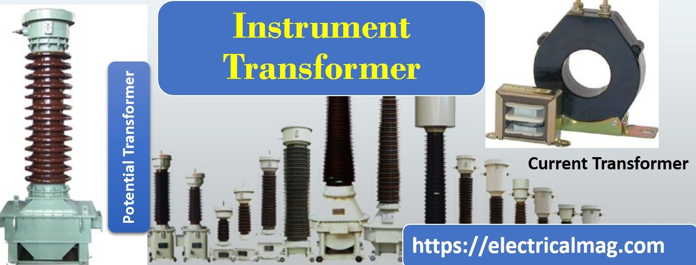 Instrument Transformers Application