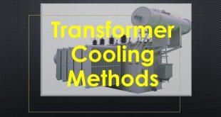 Transformer Cooling methods
