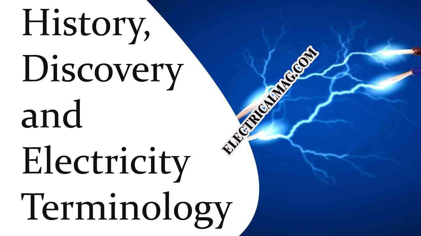 history discovery electricity invention