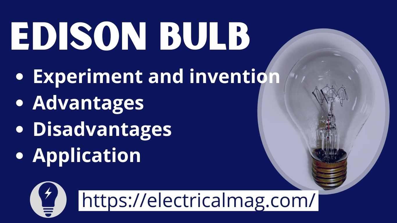 edison light lamp