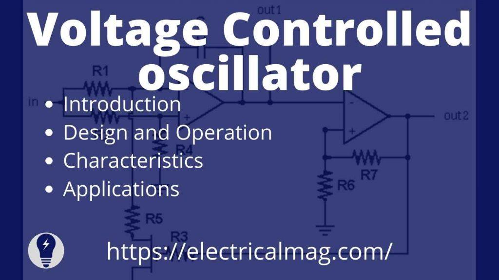 voltage-controlled oscillator